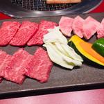 トラヤ - 宮崎牛焼肉ランチ
