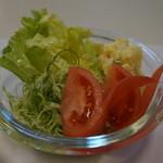 冨士屋 - サラダ