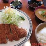 チャールスとん - (2019年)豚汁定食 1180(税込)