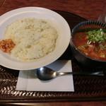 102802466 - 野菜カレー900円