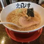えるびす - 醤油ラーメン730円