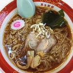 あづま食堂 - ラーメン630円