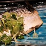 かこい - 鯖の焼きが甘い
