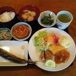夢木香 - 料理写真:日替わりランチ