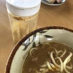丸吉食堂 - カレー粉いれましたー