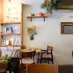 ニシクボ食堂 - ほっこりカフェ風の大衆食堂。