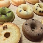 CAFE BOX - 料理写真:焼きドーナツ専門店です