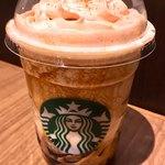 スターバックス・コーヒー - 2019.2/28 SBリザーブ®︎ロースタリー東京オープン記念 ●Tクラブデットコーヒージェリーフラッペチーノ トールサイズのみ 590円