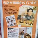 東京焼き麺スタンド - 掲載されましたとさ