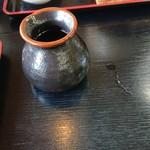 竜崎温泉 ちどり - なべの出汁