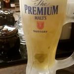 102814008 - 生ビール:150円