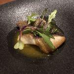 102814067 - 〜鮮魚 ブイヤベース〜海老を使わず帆立でスープを取られているそう