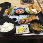 岡田屋 - 料理写真:平日限定ランチ1000円です。