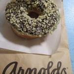 アーノルド - ヘーゼルナッツドーナツ