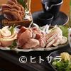 さつま鶏丸 - 料理写真:旨味あふれる銘柄鶏を思う存分。希少な部位も贅沢に楽しめる『お造り5種盛り』