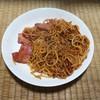 たぐい麺本舗 - 料理写真:たぐいソフトスパゲッティー(ベーコンは別売り)