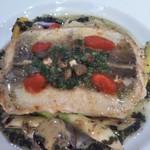 ロアジス - 魚料理