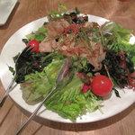 CAFE NOISE  - 海藻たっぷり!豆冨の和風サラダ