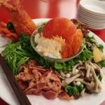 中国料理 大成閣 - 前菜盛り合わせ
