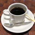 ビストロ イル・ド・レ - ホットコーヒー