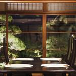 蕎麦 貴賓館 - 内観写真: