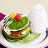 エッグスンシングス - 料理写真:★期間限定★宇治抹茶ティラミスパンケーキ