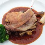 アンサンブル - 青森県産鴨もも肉のコンフィ