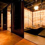 なごや香 - プライベート空間の中、少人数でも個室ご用意。