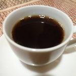 テープタイ - ランチ時セルフサービスのコーヒー