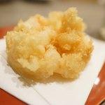 大衆天ぷらtoかすそば風土.はなれ - 海鮮かき揚げ