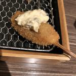 串揚げ とりあえず - 牡蠣