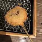 串揚げ とりあえず - 椎茸ツナ