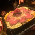 渋谷 肉バル ニッチーズ -