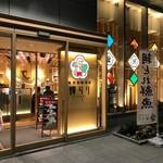 金沢回転寿司 輝らり - お店外観
