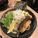 つけめん・らーめん 海老鶏麺蔵 - 海老つけ麺(900円)冷盛り~
