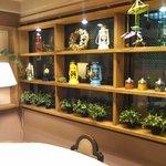 ハル オーガニックキッチン - 窓際にはかわいいドイツ製ランタン☆