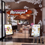 Merengue - 2階のレストラン街にあります