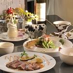 酪農Cafe Mou Mou Kitchen -
