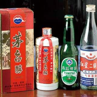 中華と言えば…やっぱり<紹興酒>◎希少な年季ものも多数!