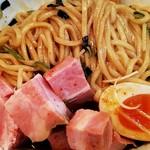 麺食堂 88 - 美味しい麺とレアチャーシュー