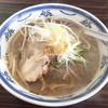 札幌味噌らーめん たら福 - 料理写真:醤油ラーメン鮭 ¥910