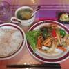 Okimatsu - 料理写真:八宝菜定食¥850-