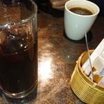 舞桜 - ドリンク写真:アイスコーヒー・珈琲