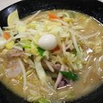 餃子の王将 - 料理写真:チャンポン