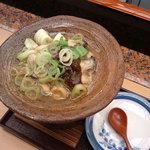 びっくり寿司 - 牡蠣のみそ焼き冬季限定