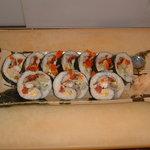 びっくり寿司 - びっくり巻き