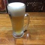 ナマステ・ガネーシャ - 生ビール中