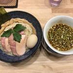 Mutahiro - 鶏特製つけそば  1,050円