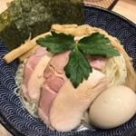 Mutahiro - 鶏特製つけそば  ズームアップ!