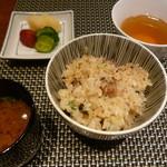 神戸プレジール - 神戸ビーフステーキとフォアグラのコース 10,000円